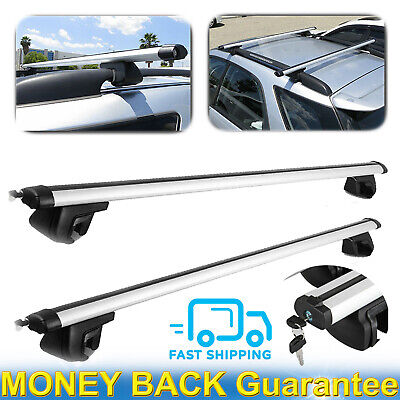 UKB4C Roof Rack Cross Bars For Zafira B /& C 5 Door 2005 To 2018 with solid rails