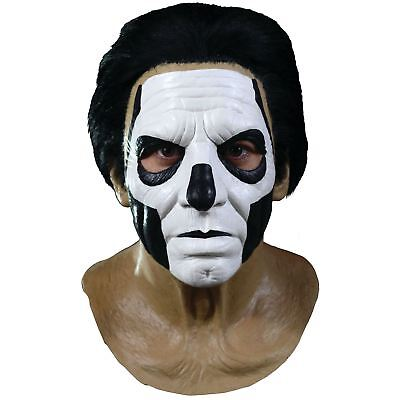 Mens Ghost Band Nameless Ghouls Papa III 3 Emeritus Latex Halloween Costume Mask - Papa Emeritus Mask