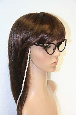ür Sonnenbrille Nerd Brille Modebrille Trend Look NEU (Nerd-brille Band)