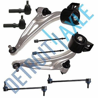 Brand New 8pc Complete Front Lower Control Arm Suspension Kit for Ford Freestar