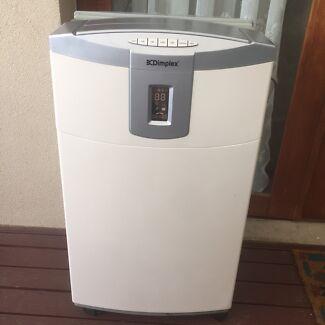 Dimplex Portable Air Conditioner 3.0kw Model GDC10RWA