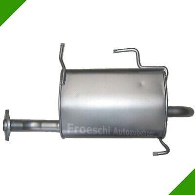 Endschalldämpfer Nissan Primera 1.8 16V 05.02-07 Auspuff