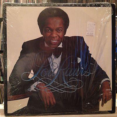 [SOUL/FUNK]~NM LP~LOU RAWLS~Sit Down And Talk To Me [1979 PHILADELPHIA