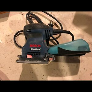 Bosch Power Sander