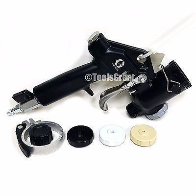 New Graco 288628 Texture Hopper Gun With Nozzles 234277 234278 234279 234538