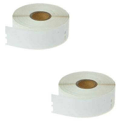 2 Rolls Of 350 Address Labels 1-18 X 3-12 For Dymo Labelwriter 30252 Se450