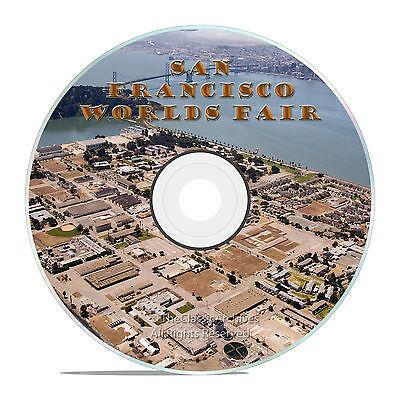 1939-40 and 1915 San Francisco SF World Fair Expo Exposition Films on DVD -J57