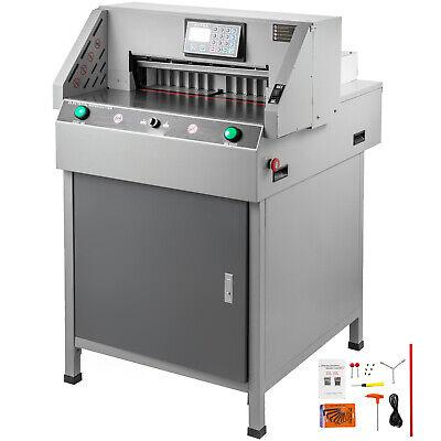 19.3 Program Control Automatic Electric Paper Cutter 480mm Cutting Machine