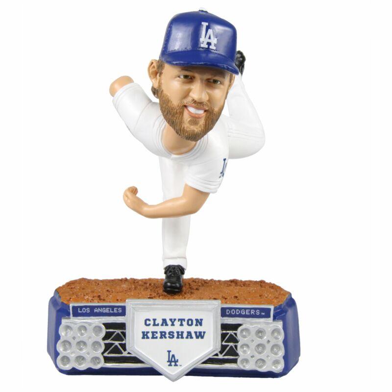 Clayton Kershaw Los Angeles Dodgers Stadium Lights Bobblehead MLB