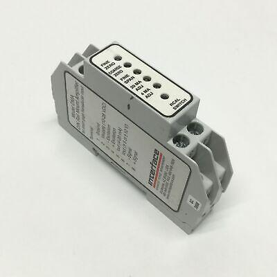 Interface Dma Strain Gauge Transducer Signal Conditioner Amplifier 10-28vdc