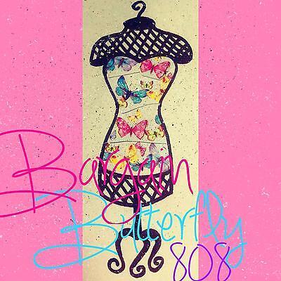 Bargain Butterfly 808