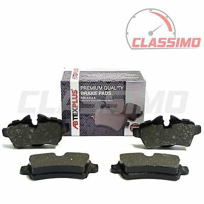 Rear Brake Pads for MINI R56 R57 R58 R59 + CLUBMAN R55 - all models - 2006-2015