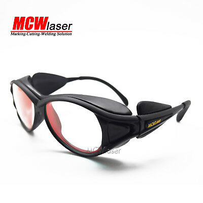 5x Laser Goggles Safety Glasses For 808nm 830nm 850nm Ir Infrared Laser Od5 B