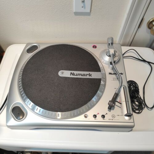 Numark TT USB Digital Music Turntable Tested w/ USB Cord Local Pickup Only