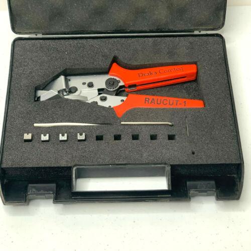 Draka 20021562 Fiber Optic Buffer Tube Midspan Access Tool Kit - Complete Kit