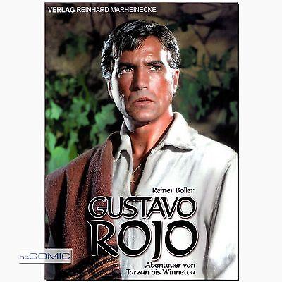 ROJO GUSTAVO Abenteuer von Tarzan bis Winnetou Karl May Filmographie Biographie