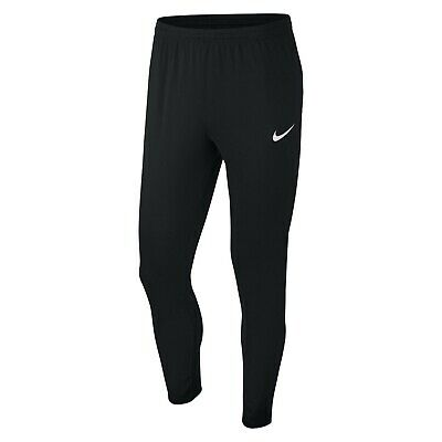 NIKE Men's Academy 18 Football Soccer Pants 2 Zip Pockets 893652-010 Black S-XXL