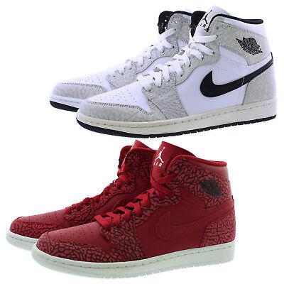 Nike 839115 Mens Air Jordan 1 Retro High Top Basketball Athletic Shoes Sneakers