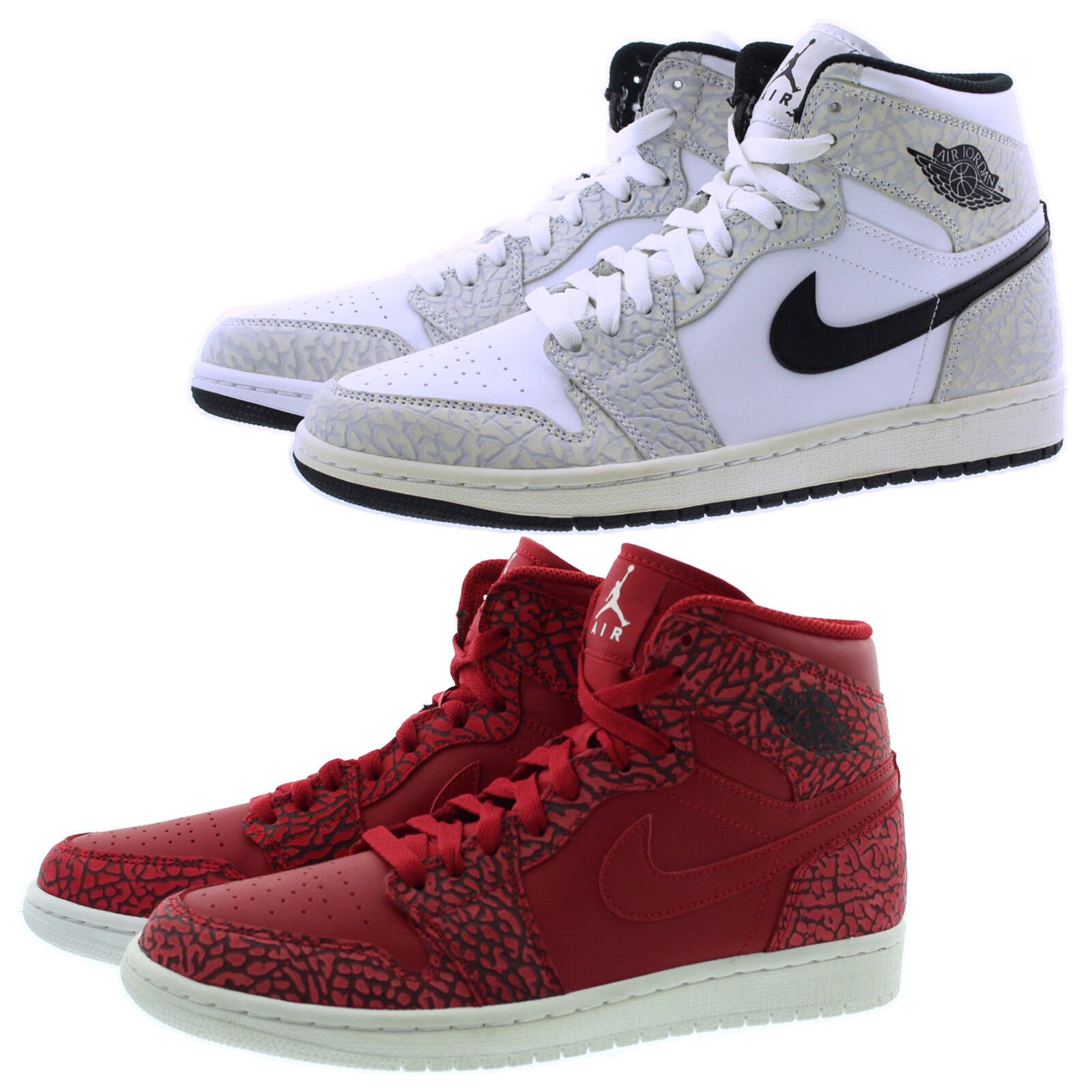 buy online d176b e74b8 Nike 839115 Mens Air Jordan 1 Retro High Top Basketball Athletic Shoes  Sneakers