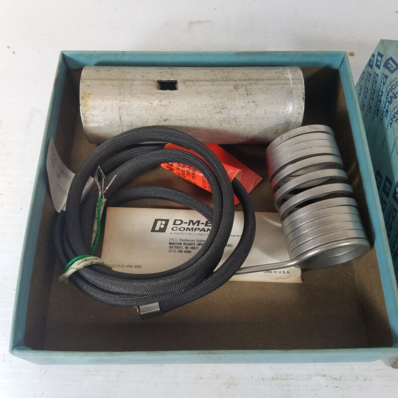 DME SCH0001 9307 Square Coil Heater