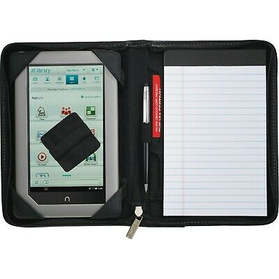 Millennium Leather Jr. Zippered Padfolio Junior Zippered Padfolio