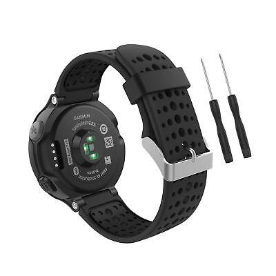 Garmin Forerunner 235 Watch Band, MoKo Soft Silicone