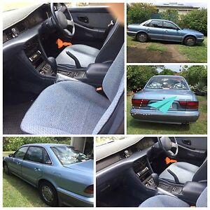 1994 Mitsubishi Magna Sedan Beaudesert Ipswich South Preview