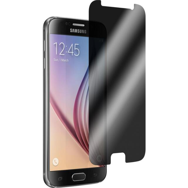 1 x Samsung Galaxy S6 Protection Film Tempered Glass privacy