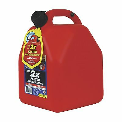 Scepter Hiflo Vented Gas Can - 5-gallon Capacity Model 10445