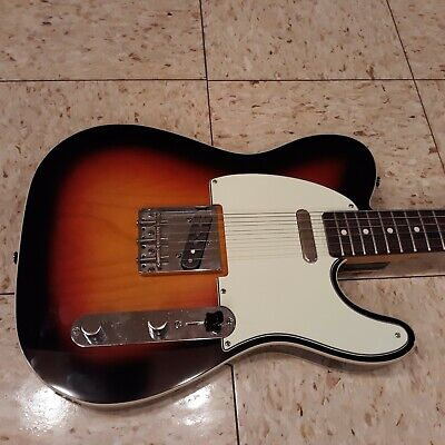 Fender squier classic vibe 60's telecaster