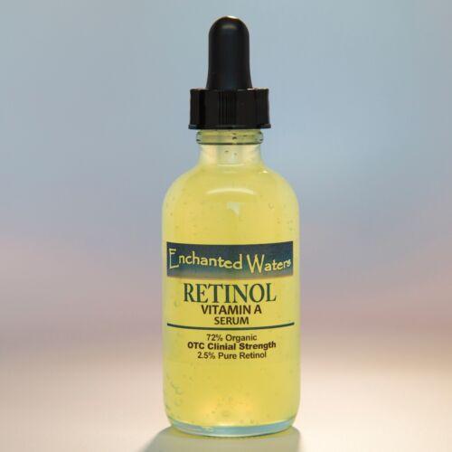 PURE RÉTINOL VITAMINE A 25% Anti vieillissement rides acné Sérum Visage visage - Crème