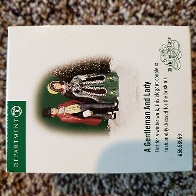 Dept 56 Dickens Village Accessories 2002