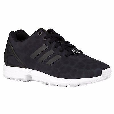 Adidas Originals ZX FLUX - Women's B24385 Black/White NWT