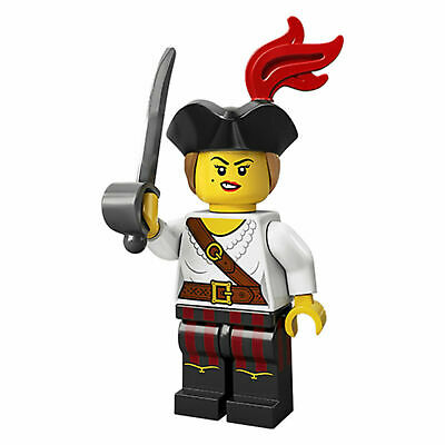 Lego Series 20 Minifigures Pirate Girl 71027