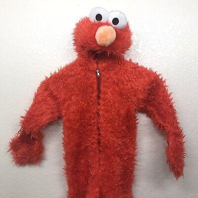 Sesame Street Elmo Halloween One Piece Costume Size - Elmo Halloween Costume 2t