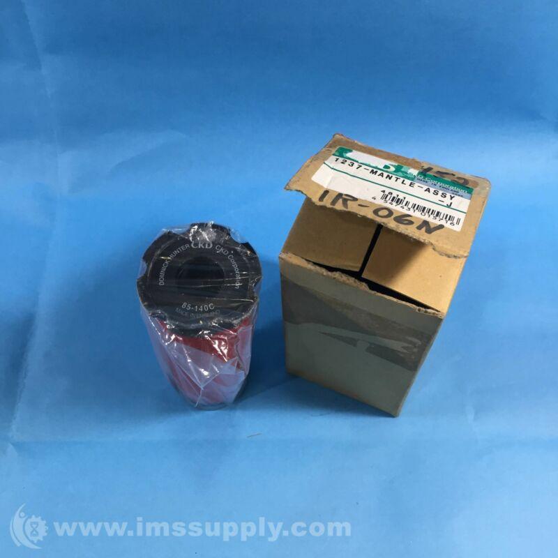 CKD 1237-MANTLE-ASSY-J Filter Mantle Assembly FNOB