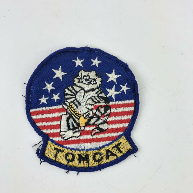 Tomcat Top Gun F-14 Patch version 3 Embroidered
