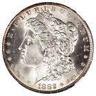 MS 64 Morgan Dollars 1878-1921