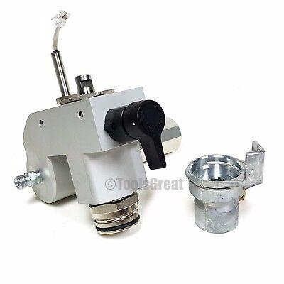 Titan 440 540 640 Impact Fluid Pump Block Manifold Assembly 805-207a