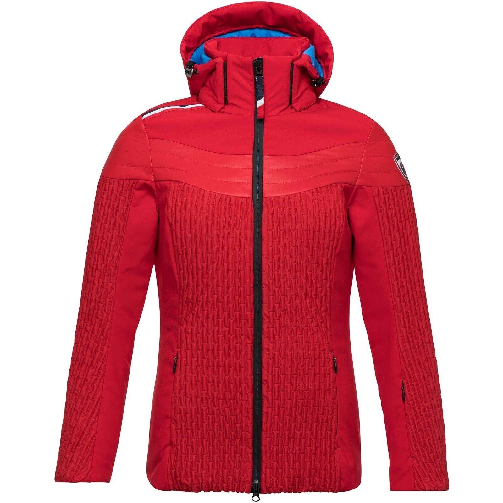 Rossignol Size XL W Cinetic Ski Jacket Coat Carmen Color Bra