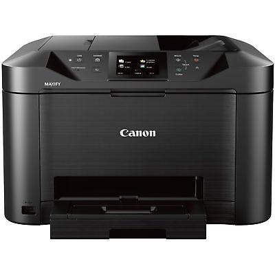 Canon MAXIFY MB5120 Wireless Color Printer w Scanner,Copier,Fax