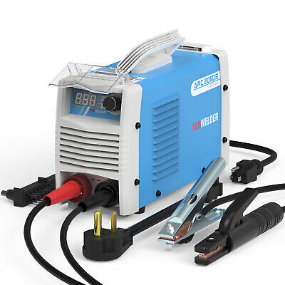 200a Mma Arc Welding Machine 110220v Dual Volt Igbt Inverter Welder Machine