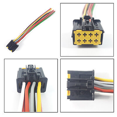 RENAULT EXTENSION WIRING HARNESS LOOM, PLUG, 8 PIN CONNECTOR