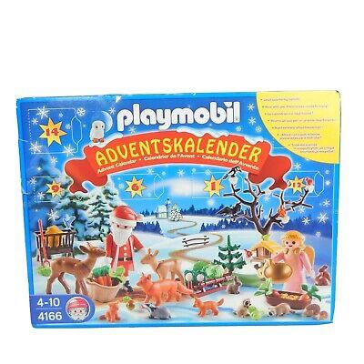 Playmobil Forest Wonderland Advent Calendar NEW 4166 animals santa Christmas