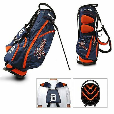 BRAND NEW Team Golf MLB Detroit Tigers Fairway Stand Bag 95928 Tiger Stand Bag