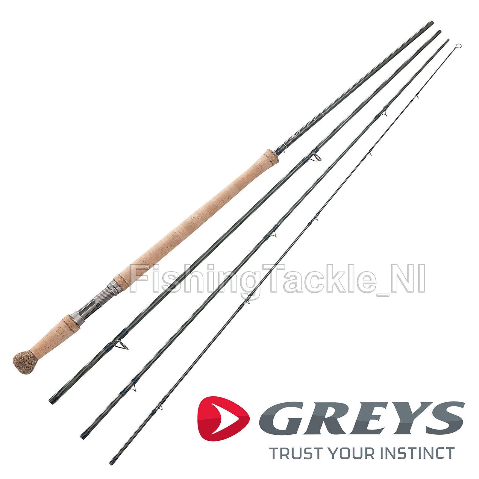 Greys Gr70/Double Hand Fliegenrute
