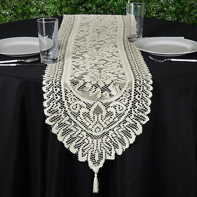 Ivory Table Runner (14x108