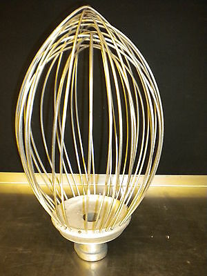 B10 Hobart Wire Whip Whisk Mixer Attachment Vmlh60d 60qt Genuine Hobart Wisk