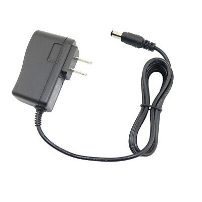 AC Adapter Charger for GOLDS GYM Power Spin 230R 390R 595 Exercise Bike 6V Cord