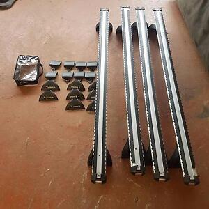 Whispbar Roof Racks suitable for gutter mount vehicles Box Hill North Whitehorse Area Preview